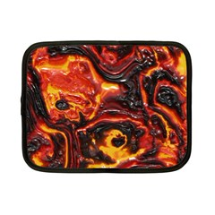 Lava Active Volcano Nature Netbook Case (small)