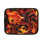 Lava Active Volcano Nature Netbook Case (Small)  Front