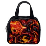 Lava Active Volcano Nature Classic Handbags (One Side) Front