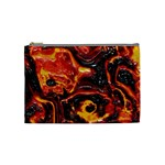 Lava Active Volcano Nature Cosmetic Bag (Medium)  Front