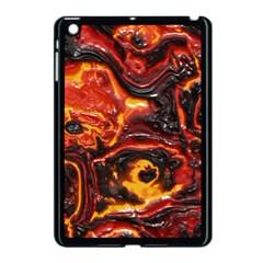 Lava Active Volcano Nature Apple Ipad Mini Case (black)
