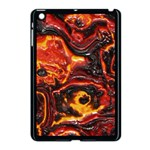Lava Active Volcano Nature Apple iPad Mini Case (Black) Front