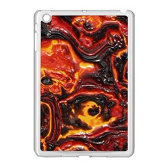 Lava Active Volcano Nature Apple Ipad Mini Case (white)
