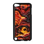 Lava Active Volcano Nature Apple iPod Touch 5 Case (Black) Front