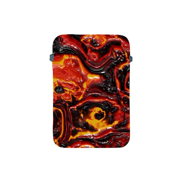Lava Active Volcano Nature Apple iPad Mini Protective Soft Cases