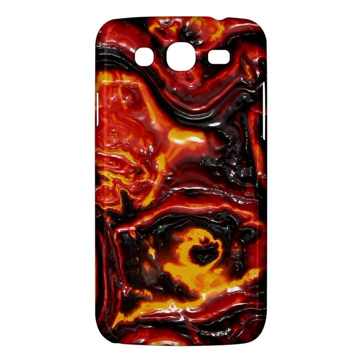 Lava Active Volcano Nature Samsung Galaxy Mega 5.8 I9152 Hardshell Case
