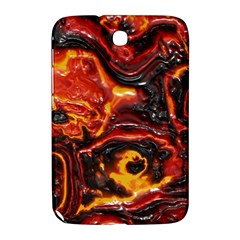 Lava Active Volcano Nature Samsung Galaxy Note 8 0 N5100 Hardshell Case