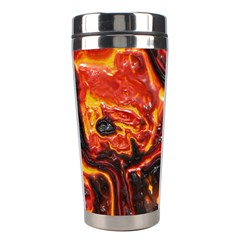 Lava Active Volcano Nature Stainless Steel Travel Tumblers