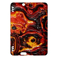 Lava Active Volcano Nature Kindle Fire Hdx Hardshell Case