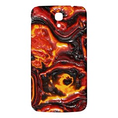 Lava Active Volcano Nature Samsung Galaxy Mega I9200 Hardshell Back Case