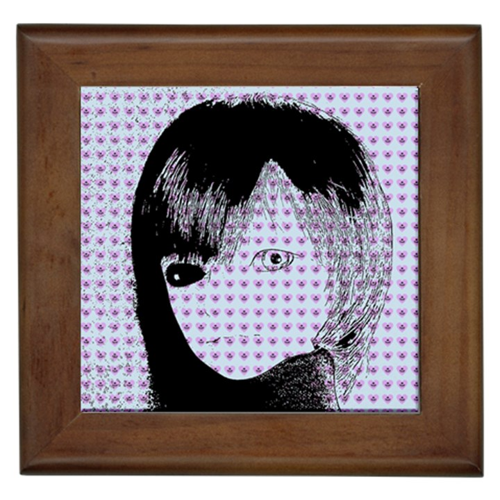 Heartwill Framed Tiles