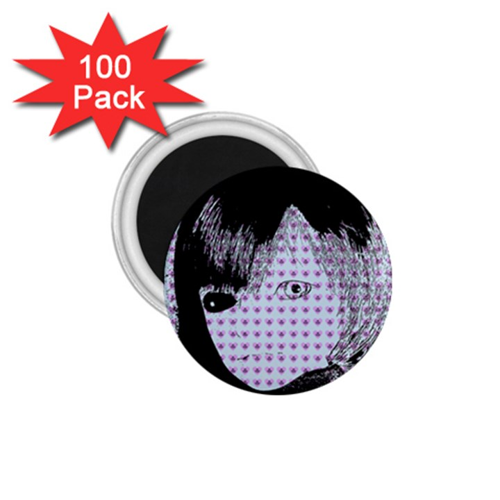 Heartwill 1.75  Magnets (100 pack)