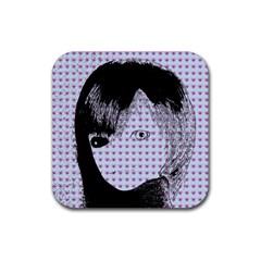 Heartwill Rubber Coaster (square)