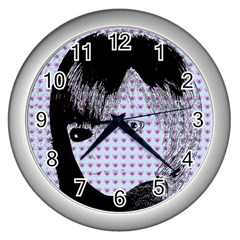 Heartwill Wall Clocks (silver)