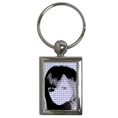 Heartwill Key Chains (rectangle)