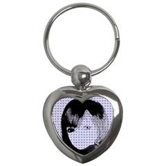 Heartwill Key Chains (heart)