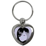 Heartwill Key Chains (Heart)  Front