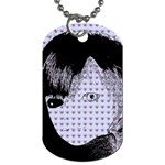 Heartwill Dog Tag (One Side) Front