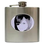 Heartwill Hip Flask (6 oz) Front