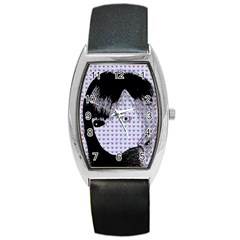 Heartwill Barrel Style Metal Watch