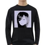Heartwill Long Sleeve Dark T-Shirts Front