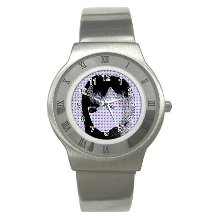 Heartwill Stainless Steel Watch