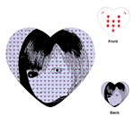 Heartwill Playing Cards (Heart)  Front