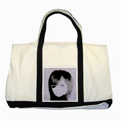 Heartwill Two Tone Tote Bag