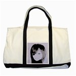 Heartwill Two Tone Tote Bag Front