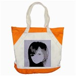 Heartwill Accent Tote Bag Front