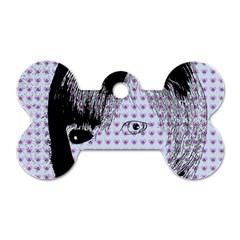 Heartwill Dog Tag Bone (one Side)