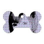 Heartwill Dog Tag Bone (One Side) Front