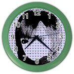 Heartwill Color Wall Clocks Front