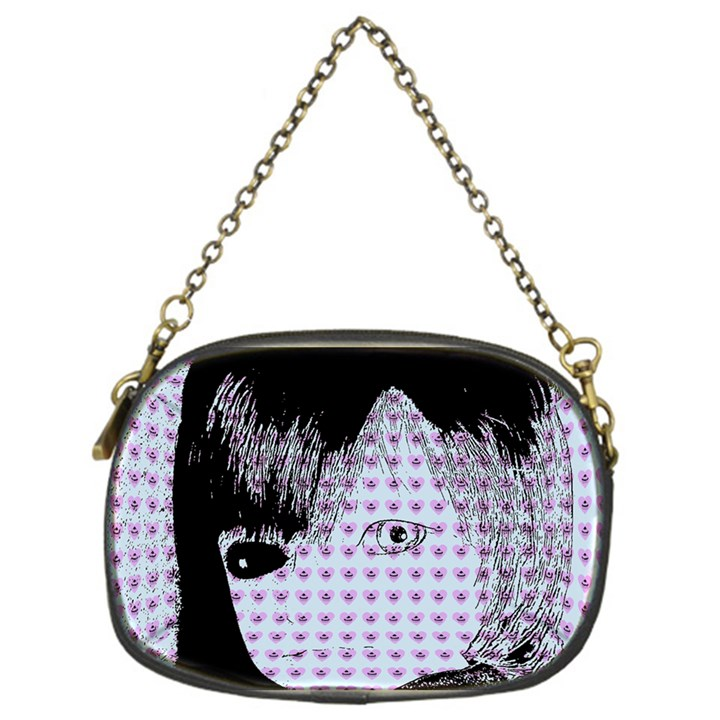 Heartwill Chain Purses (One Side)