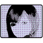 Heartwill Fleece Blanket (Medium)  60 x50 Blanket Front