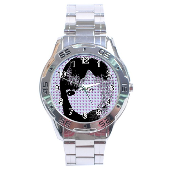 Heartwill Stainless Steel Analogue Watch
