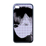 Heartwill Apple iPhone 4 Case (Black) Front