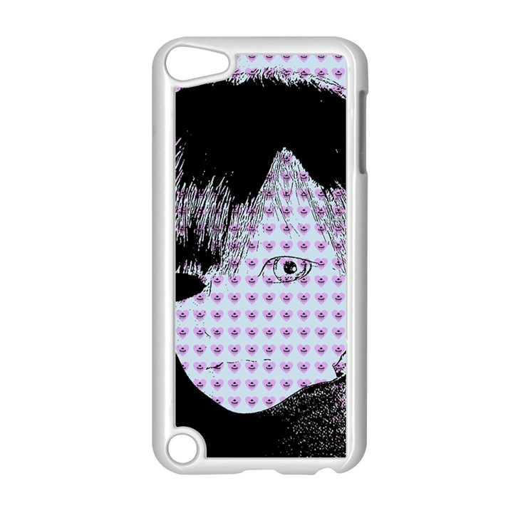 Heartwill Apple iPod Touch 5 Case (White)