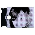 Heartwill Apple iPad 3/4 Flip 360 Case Front