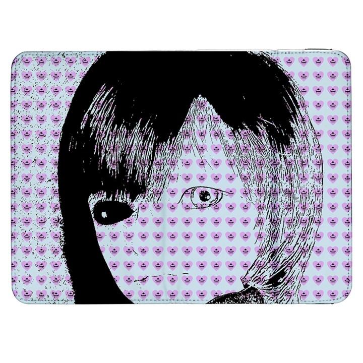 Heartwill Samsung Galaxy Tab 7  P1000 Flip Case