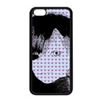 Heartwill Apple iPhone 5C Seamless Case (Black) Front