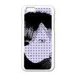 Heartwill Apple iPhone 6/6S White Enamel Case Front