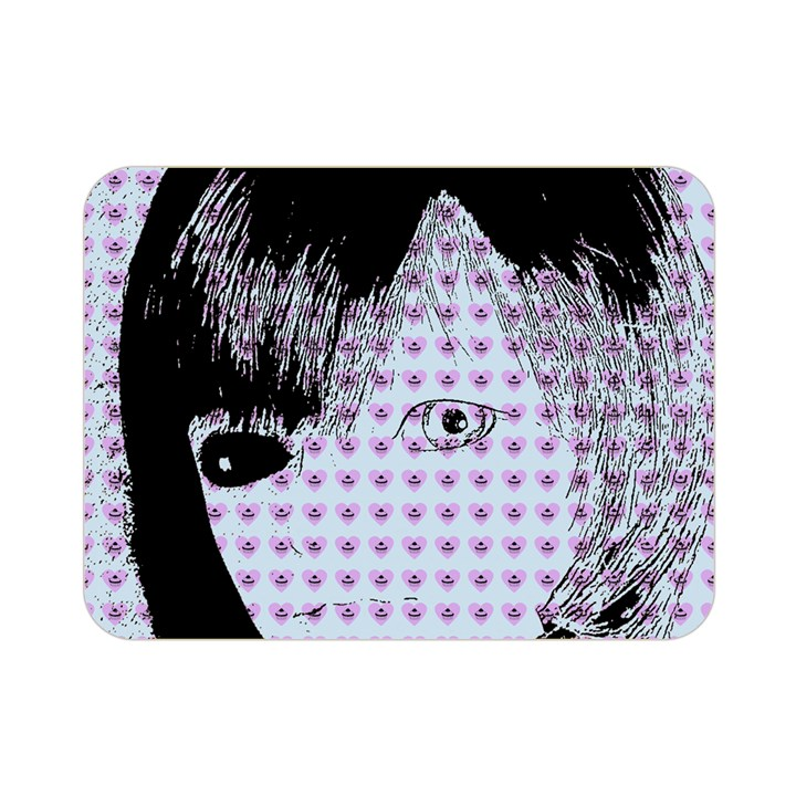 Heartwill Double Sided Flano Blanket (Mini)