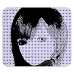 Heartwill Double Sided Flano Blanket (Small)  50 x40 Blanket Back