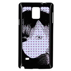 Heartwill Samsung Galaxy Note 4 Case (black)