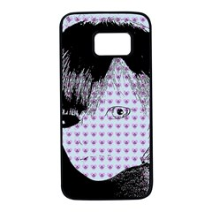 Heartwill Samsung Galaxy S7 Black Seamless Case