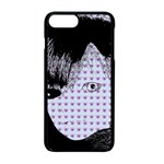 Heartwill Apple iPhone 7 Plus Seamless Case (Black) Front