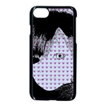 Heartwill Apple iPhone 7 Seamless Case (Black) Front