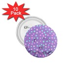 Little Face 1.75  Buttons (10 pack) Front