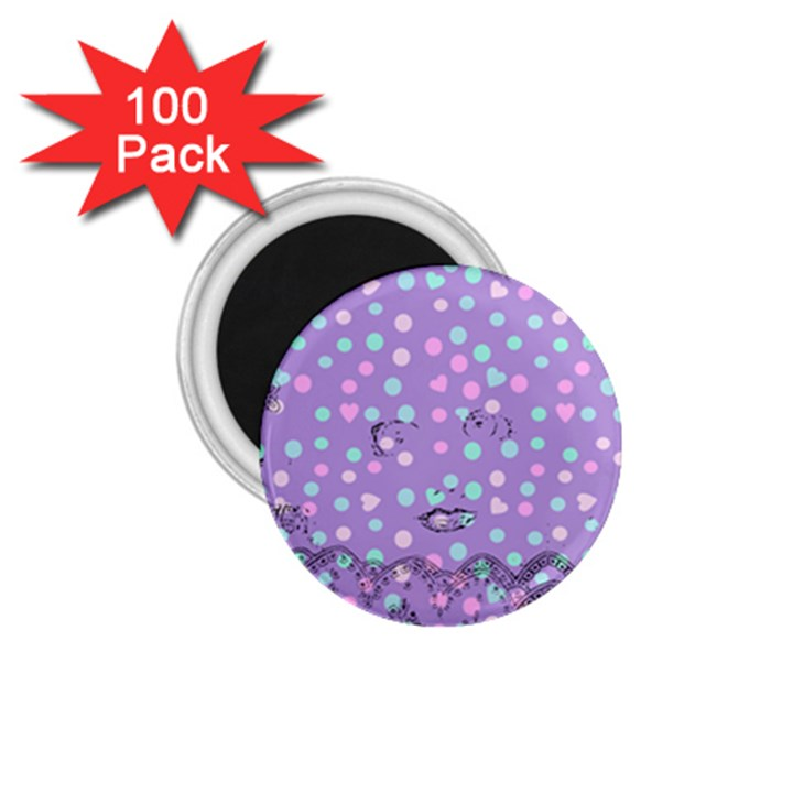 Little Face 1.75  Magnets (100 pack)